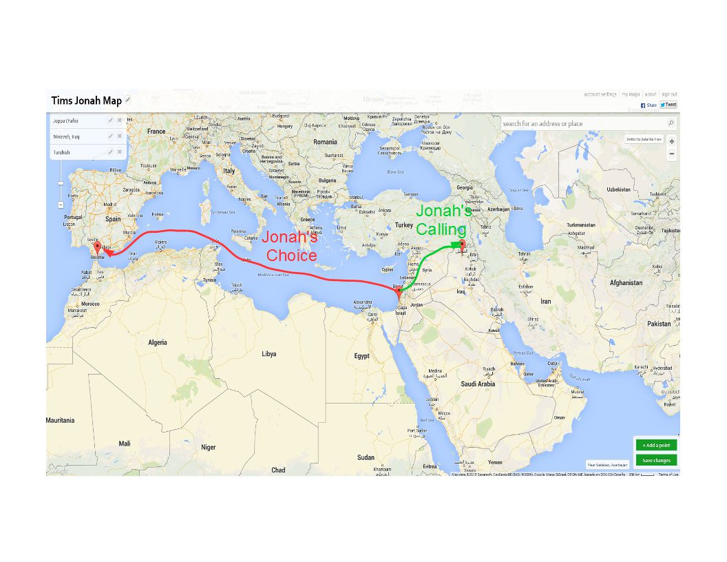 nineveh – adonainissi - jonah's journey